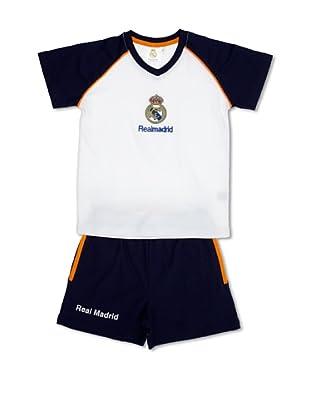 Licencias Pijama Real Madrid (Marino / Blanco)