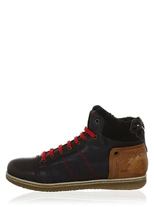 Geox Zapatos Young (Marrón oscuro)