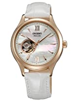 Orient Analogue White Dial Women's Watch-(SDB0A002W0)