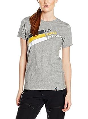 La Sportiva T-Shirt Stripe Logo