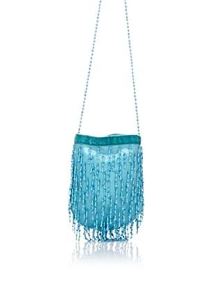 Luna Llena Abendtasche (Hellblau)