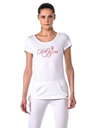 Datch Gym T-Shirt (Bianco)