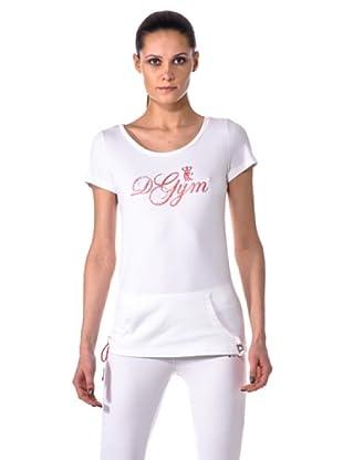 Datch Gym T-Shirt (Bianco)