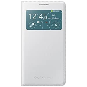 Stern & Lowe Flip Cover for Samsung Galaxy Grand 2 II S View White