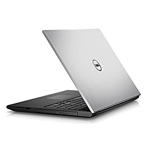 Dell 3542 15.6-inch Laptop (Core i3-4030U/4GB/1TB HDD/Linux Operating System/Intel HD Graphics 4400), Silver