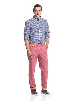 Hiltl Men's Casual Pant (Red)