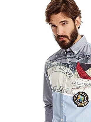 Desigual Camisa Hombre Elbambi