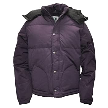 Down Sierra Jacket 7951: Purple