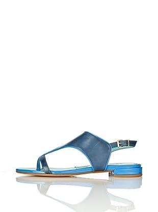 Pollini Sandalias Vulcano (Azul)