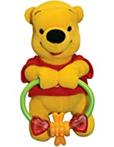 Disney Baby Mini Pooh Pals Pooh Bear By Learning Curve #24013 By Learning Curve