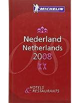 The Michelin Guide Nederland 2008 2008 (Michelin Guides)