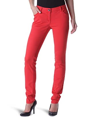 TOM TAILOR Denim Skinny Jeans (Rot)