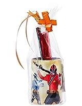 Power Rangers Pen Holder Gift Set , Multi Color