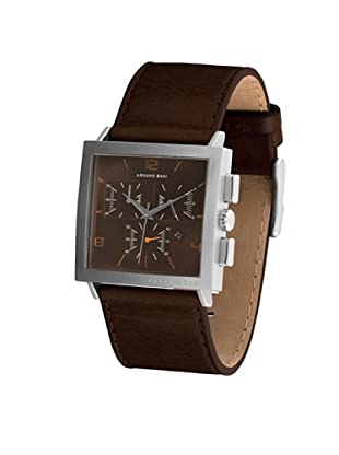 ARMAND BASI A0122G09 - Reloj Caballero cuarzo piel