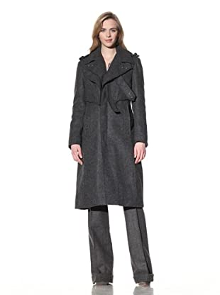 ALTUZARRA Women's Wool Overcoat (Grey)