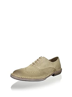 Andrew Marc Men's Dyker Wingtip (Rock)
