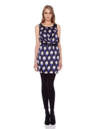 Pepe Jeans London Kleid Sacha (Blau)
