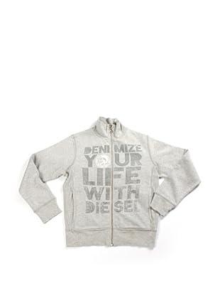 Diesel Junior Sweatshirt (Hellgrau)