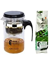 Misaki Tea Maker with Jasmine Tea 75g - TEA00001