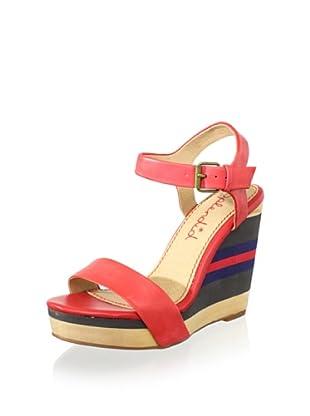 Splendid Women's Kikka Wedge Sandal (Punch)