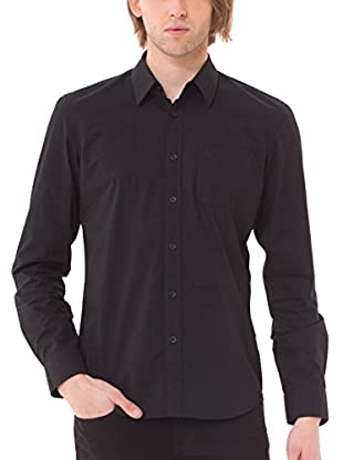 Big Star Camicia Uomo Bros Shirt Ls Slim