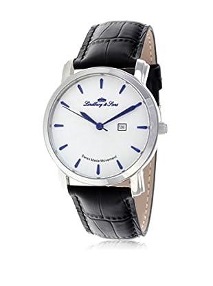 Lindberg&Sons Reloj de cuarzo Man LS15S-A1S  39 mm