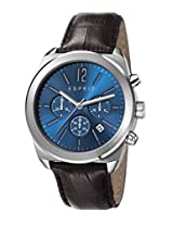 Esprit Dylan Chronograph Blue Dial Men's Watch - ES107571002
