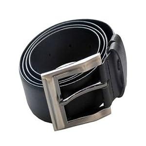 Men Casual Black Belt