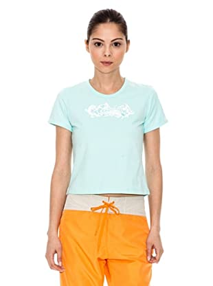 Iguana T-Shirt Avoca (Hellblau)