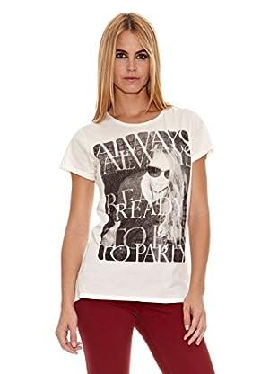 Pepe Jeans London Camiseta Yolan (Blanco)