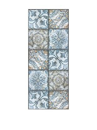 ABC Tappeti Alfombra Vinyl In05 Tapestry Barro 66 x 240 cm