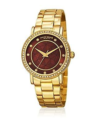 Akribos XXIV Reloj de cuarzo Woman 34 mm