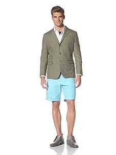 Scott James Men's Del Jacket (Green)
