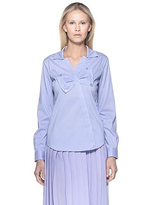 Love Moschino Camisa Farfalla (Lila)