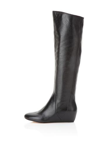 Dolce Vita Women's Daphne Knee-High Boot (Black)