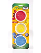 Crayola 3CT Tubs Primary Colors