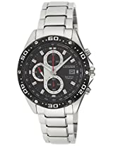 Citizen Eco - Drive Analog Black Dial Mens Watch - CA0030 - 52E