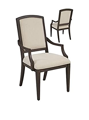 Bassett Mirror Company Set of 2 Marlette Parson Chairs with Arms