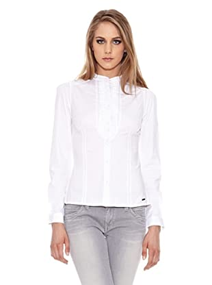 Pepe Jeans London Blusa Jud (Blanco)