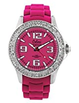 Colori Analog Pink Dial Women's Watch - 5-COL117