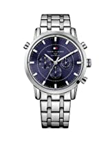 Tommy Hilfiger Chronograph Blue Dial Men's Watch - TH1790876/D