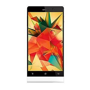 Karbonn Titanium Octane Plus GSM Mobile Phone (Dual SIM)(White)