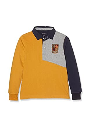Hackett London Polo Hf Diag Rb B