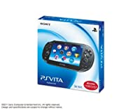 PlayStation Vita (プレイステーション ヴィータ) 3G/Wi‐Fiモデル クリスタル・ブラック