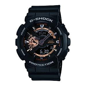 Casio G-Shock Special Edition Analog-Digital Black Dial Men's Watch - GA-110RG-1ADR (G397)