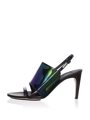 Calvin Klein Collection Women's Karin Slingback Sandal (Black)
