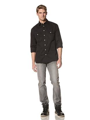 Road Men's Garrett Shirt (Navy)
