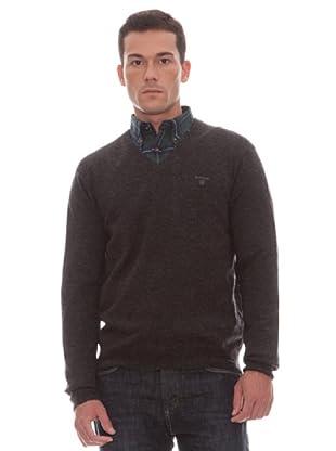 Gant Jersey Liso Pico (marengo)