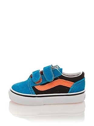 Vans Zapatillas T Old T Old Skool (Azul / Negro)