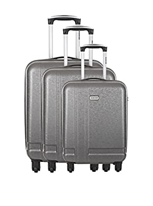 RODIER Set 3 Trolley Rigido Montecristo